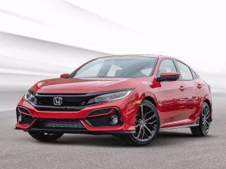 New 2021 Honda Civic Hatchback Sport for sale in Bridgewater, NS
