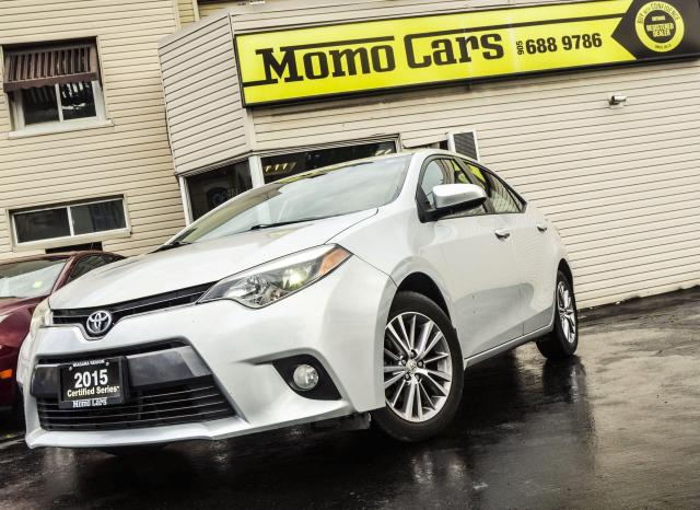 2015 Toyota Corolla Limited Edition + ONE OWNER + Clean Carfax!