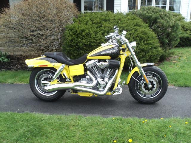 2009 Harley-Davidson Fat Bob sCREAMING eAGLE