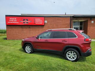Used 2016 Jeep Cherokee North for sale in London, ON