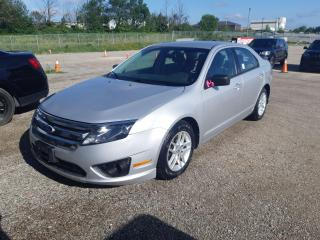 Used 2010 Ford Fusion S for sale in Innisfil, ON