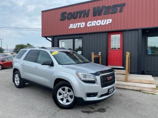 Used 2014 GMC Acadia SLE2|7 Pass|Pwr LiftGate|Backup|RmtStarter|Alloys for sale in London, ON