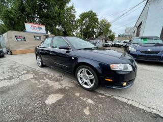 Used 2008 Audi A4 S for sale in Toronto, ON