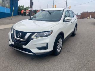 Used 2017 Nissan Rogue S Auto Cam laneassist htdseats 1yrwar certified for sale in Toronto, ON