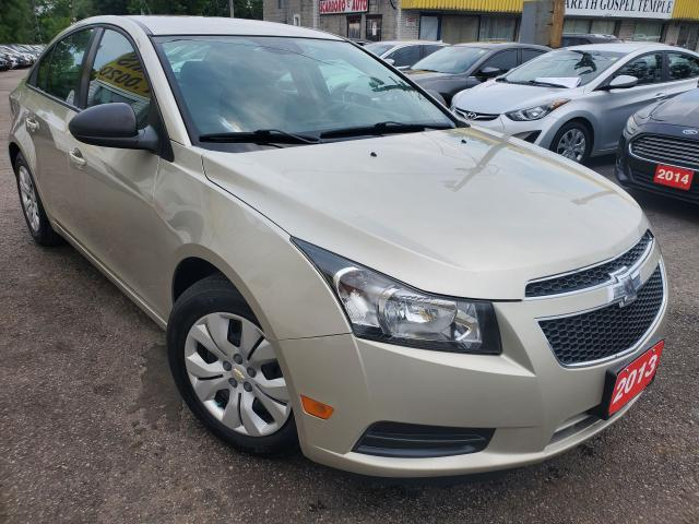 2013 Chevrolet Cruze LS/AUTO/LOADED/VERY CLEAN