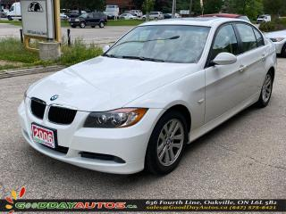 Used 2006 BMW 3 Series 325i|LOW KM|NO ACCIDENT|BLUETOOTH|RWD|CERTIFIED for sale in Oakville, ON