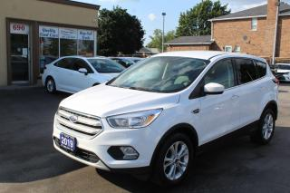 Used 2019 Ford Escape SE 4WD for sale in Brampton, ON