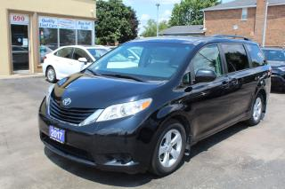 Used 2017 Toyota Sienna LE 8 PASSENGERS for sale in Brampton, ON