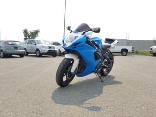 Used 2012 Suzuki GSX-R600 SPORT for sale in Calgary, AB