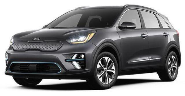 2021 Kia NIRO EV EX+
