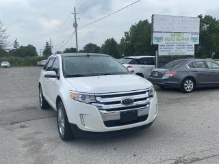 Used 2012 Ford Edge Limited for sale in Komoka, ON