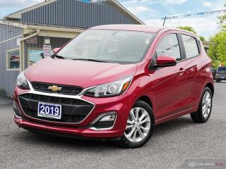 Used 2019 Chevrolet Spark LT, LOW KMS, R/V CAM, BLUETOOTH, USB for sale in Orillia, ON