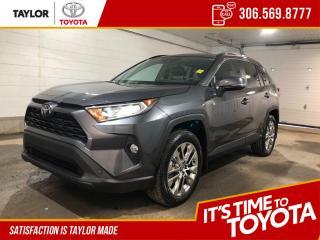 New 2021 Toyota RAV4 XLE for sale in Regina, SK