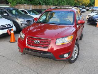 Used 2011 Hyundai Santa Fe GL Premium~SUNROOF~NO ACCIDENTS~CERTIFIED for sale in Mississauga, ON