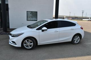 Used 2018 Chevrolet Cruze LT Auto HEATED SEATS!! BACK UP CAMERA!! BLUETOOTH!! for sale in Saskatoon, SK