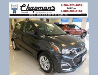 New 2021 Chevrolet Spark 1LT CVT FREE WINTER TIRES, Rear Vision Camera, Bluetooth for sale in Killarney, MB