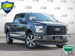 Used 2017 Ford F-150 XLT FX4    Navigation   4x4   Sunroof    3.5L Eco boost Motor!! for sale in Oakville, ON