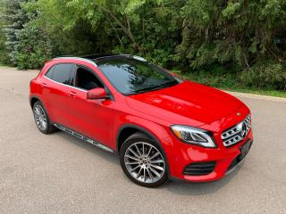 Used 2018 Mercedes-Benz GLA GLA 250-4MATIC-LOADED!! NO CLAIMS! PRISTINE COND.! for sale in Toronto, ON