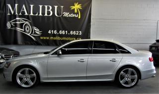 Used 2013 Audi S4 for sale in North York, ON