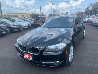 Used 2013 BMW 5 Series 528i xDrive for sale in Hamilton, ON