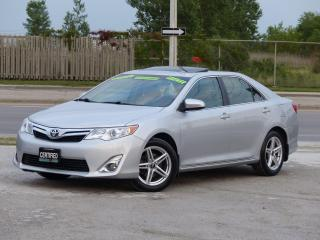 Used 2012 Toyota Camry XLE,NAVI,BACKCAMERA,NO-ACCIDENT,LEATHER,CERTIFIED, for sale in Mississauga, ON