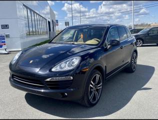 Used 2012 Porsche Cayenne Premium  Navigation/Sunroof/Camera for sale in North York, ON