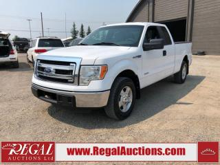 Used 2013 Ford F-150 XLT SUPERCAB 2WD 3.5L for sale in Calgary, AB