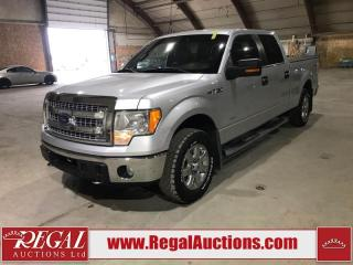 Used 2014 Ford F-150 XLT 4D CREW CAB 4WD 3.5L for sale in Calgary, AB