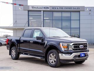 New 2021 Ford F-150 XLT 0.99% APR | 302A | XTR | ECO | SYNC 4 | for sale in Winnipeg, MB