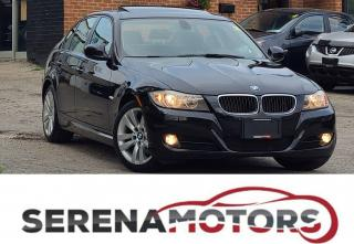 Used 2011 BMW 3 Series PREMIUM PKG | SUNROOF | LEATHER | NO ACCIDENTS for sale in Mississauga, ON