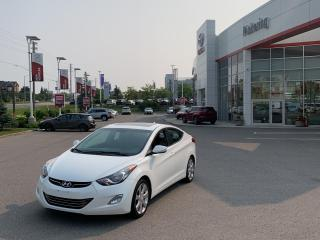 Used 2012 Hyundai Elantra 4dr Sdn Auto Limited w/Navi for sale in Pickering, ON