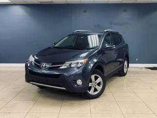 Used 2013 Toyota RAV4 XLE 1 Owner No Accident Nav BackUp Camera Sunroof  for sale in North York, ON