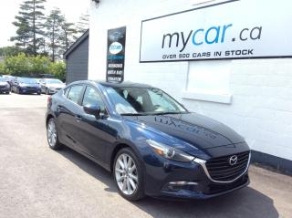 Used 2018 Mazda MAZDA3 GS SUNROOF, HEATED SEATS, ALLOYS, BACKUP CAM!! for sale in Richmond, ON