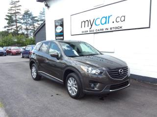 Used 2016 Mazda CX-5 GS LEATHER, SUNROOF, NAV, HEATED SEATS, BACKUP CAM!! for sale in Richmond, ON