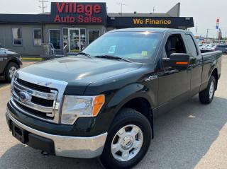 Used 2013 Ford F-150 XLT Bluetooth, Cruise Control, 4X4, Sirius Radio, A/C for sale in Saskatoon, SK