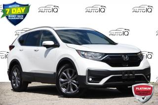 Used 2020 Honda CR-V Sport SPORT   AWD   BLUETOOTH   SUNROOF   for sale in Kitchener, ON