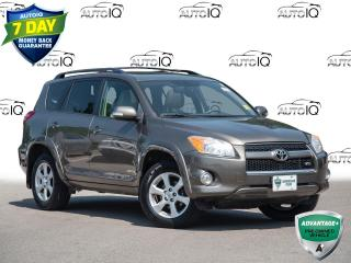 Used 2011 Toyota RAV4 Limited V6 Parking Camera | Heated Seats | Power Moonroof for sale in Welland, ON