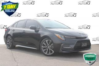Used 2020 Toyota Corolla SE SUNROOF ! NAVIGATION! CERTIFIED! for sale in Hamilton, ON