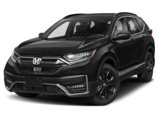 New 2021 Honda CR-V Black Edition for sale in Timmins, ON