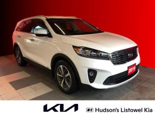 Used 2019 Kia Sorento 3.3L EX AWD | 7 Passenger | Leather Seats for sale in Listowel, ON