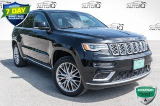 Used 2018 Jeep Grand Cherokee Summit 5.7L V8!! PREMIUM PLUS PACKAGE!! for sale in Barrie, ON