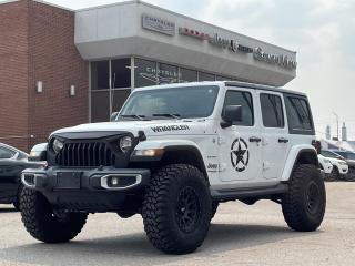 Used 2019 Jeep Wrangler Unlimited Sahara 4x4 NAVI/REMOTE STARTER/7 INCH LI for sale in Concord, ON