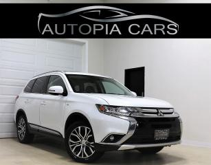 Used 2016 Mitsubishi Outlander AWC GT 7 PASSENGER REAR VIEW CAMERA SUNROOF for sale in North York, ON