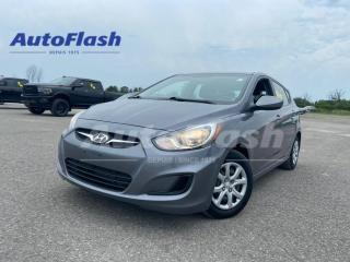Used 2014 Hyundai Accent GL HATCHBACK *SIGES-CHAUFFANT *BLUETOOTH *A/C for sale in Saint-Hubert, QC