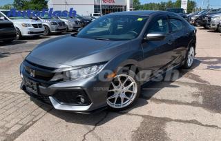 Used 2017 Honda Civic Hatchback SPORT HATCHBACK 1.5L TURBO *CAMERA *TOIT/SUNROOF for sale in Saint-Hubert, QC