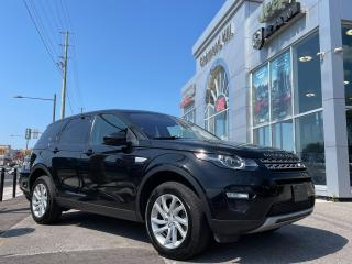 Used 2017 Land Rover Discovery Sport HSE / Pano sunroof / Navigation for sale in Richmond Hill, ON