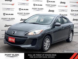 Used 2012 Mazda MAZDA3 GX for sale in Port Elgin, ON