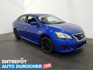 Used 2015 Nissan Sentra AUTOMATIQUE - TOIT OUVRANT - SIÈGES CHAUFFANT - for sale in Laval, QC