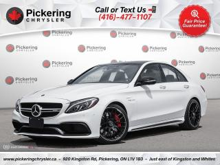 Used 2018 Mercedes-Benz C-Class C 63 S AMG® for sale in Pickering, ON