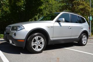 Used 2008 BMW X3 3.0I AWD for sale in Vancouver, BC
